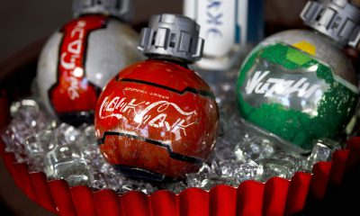 Cette bouteille de Coca Star Wars pourrait bien être une arme mortelle (si si)
