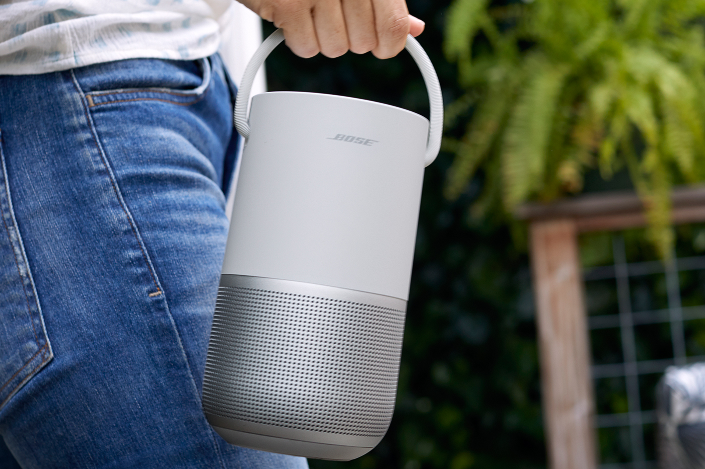 Bose Portable Home Speaker : l'enceinte nomade compatible Alexa, Google Assistant, Spotify Connect et AirPlay 2