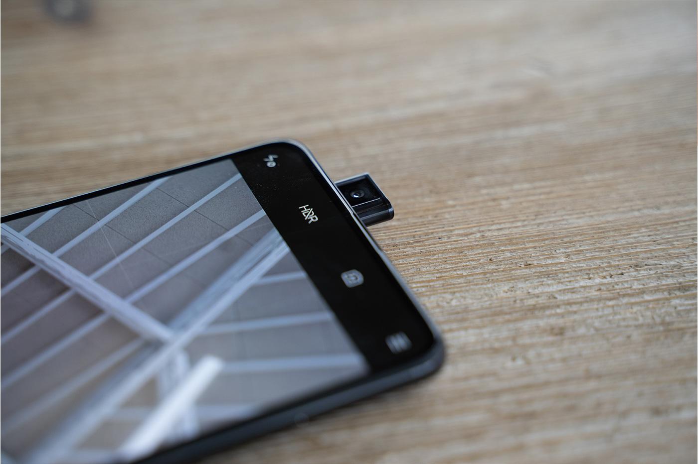 Camera Selfie Mi 9T Pro
