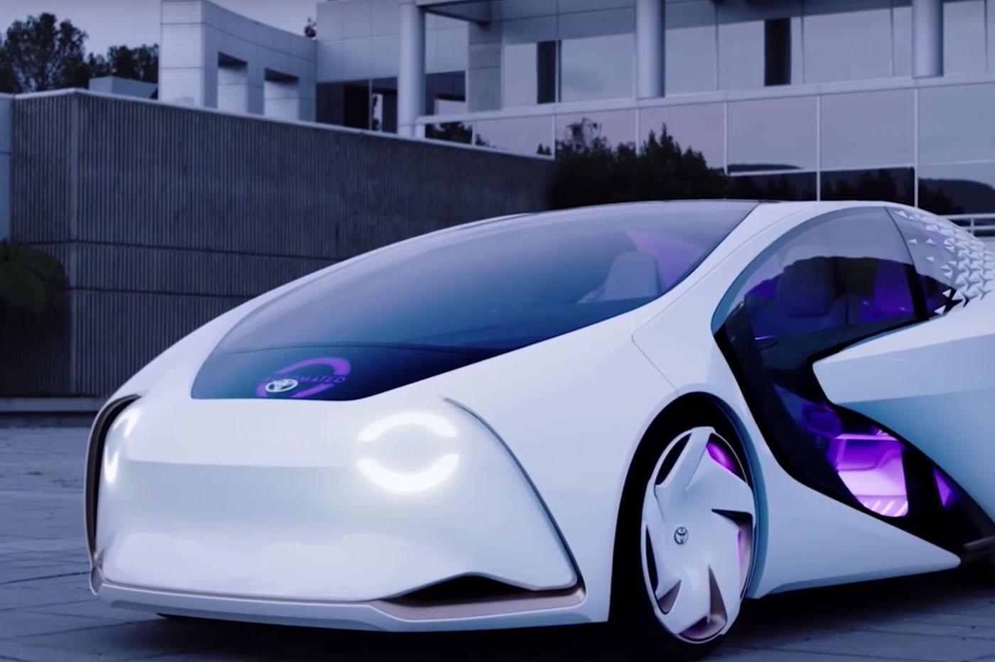 Va fournir des solutions de mobilité aux JO 2020 — Toyota