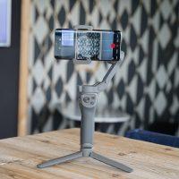 Test DJI Osmo Mobile 3
