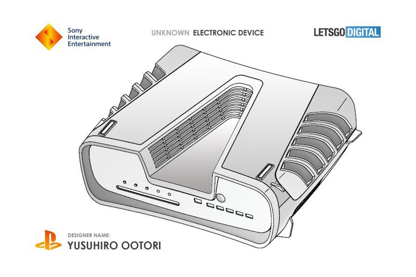 Voilà à quoi « pourrait » ressembler la future PS5
