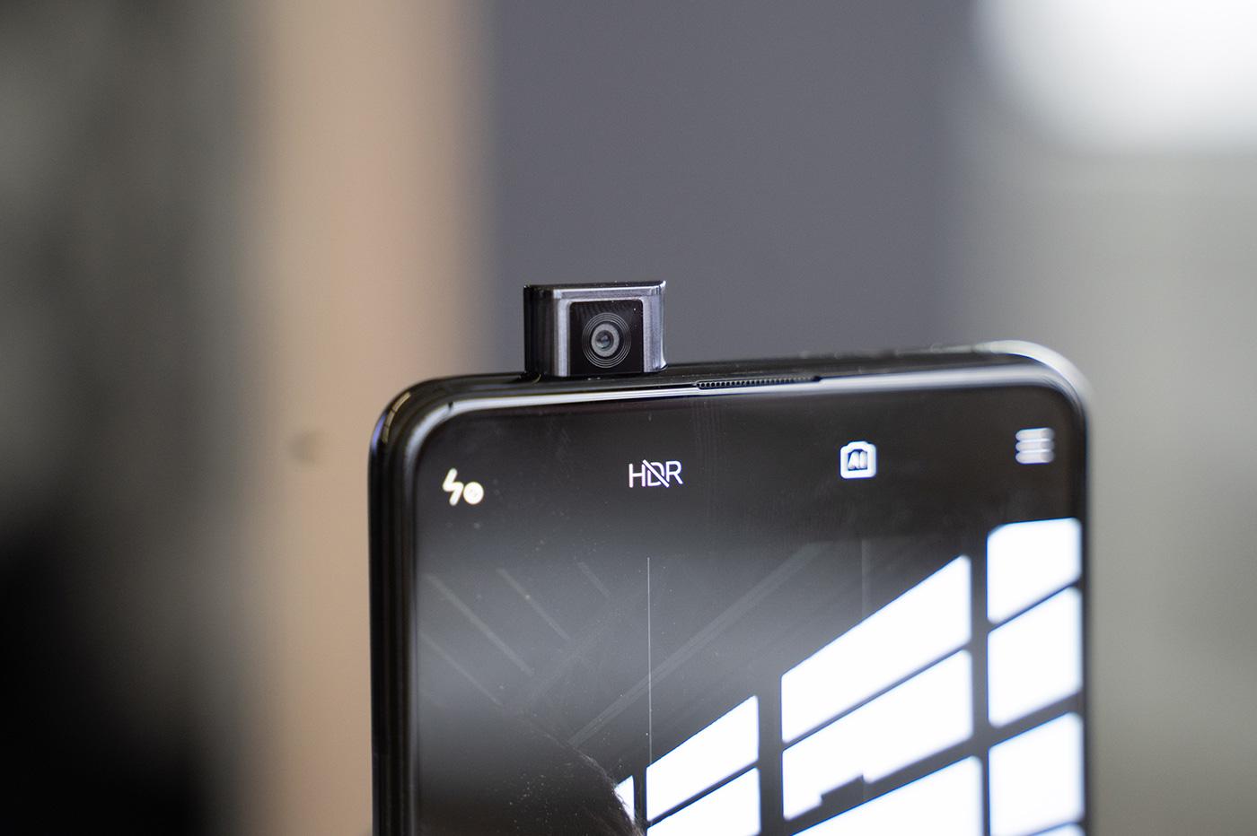 Caméra pop-up Mi 9T Pro
