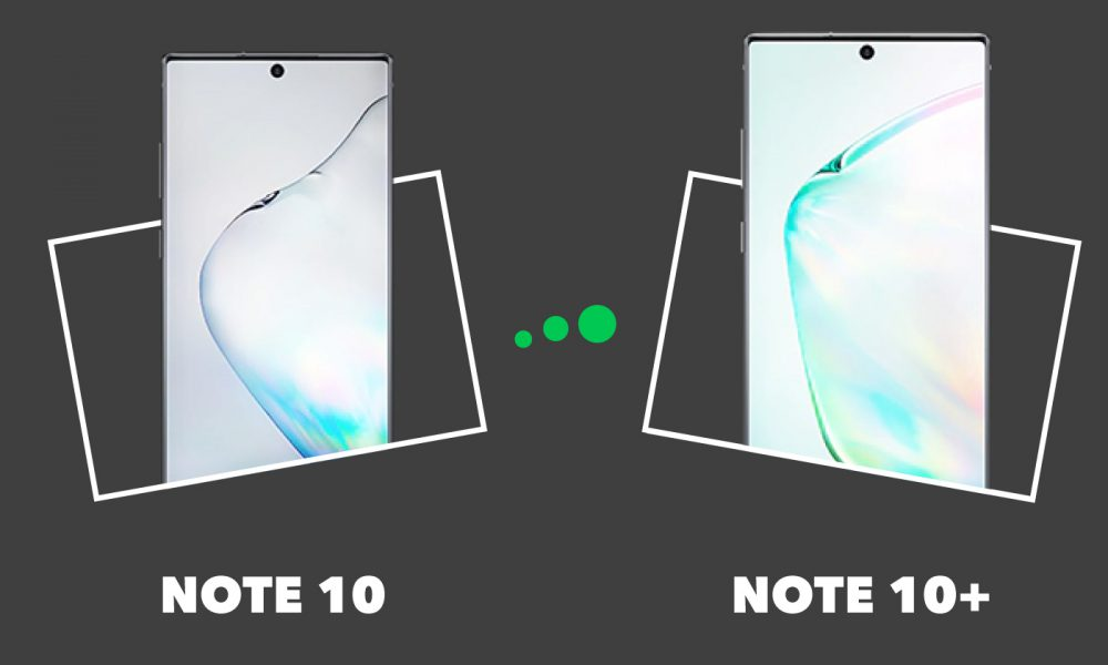 Samsung Galaxy Note10 Note10+
