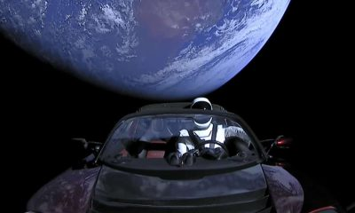 Starman SpaceX