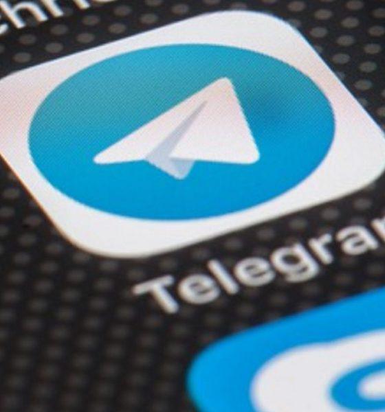 Telegram cryptomonnaie