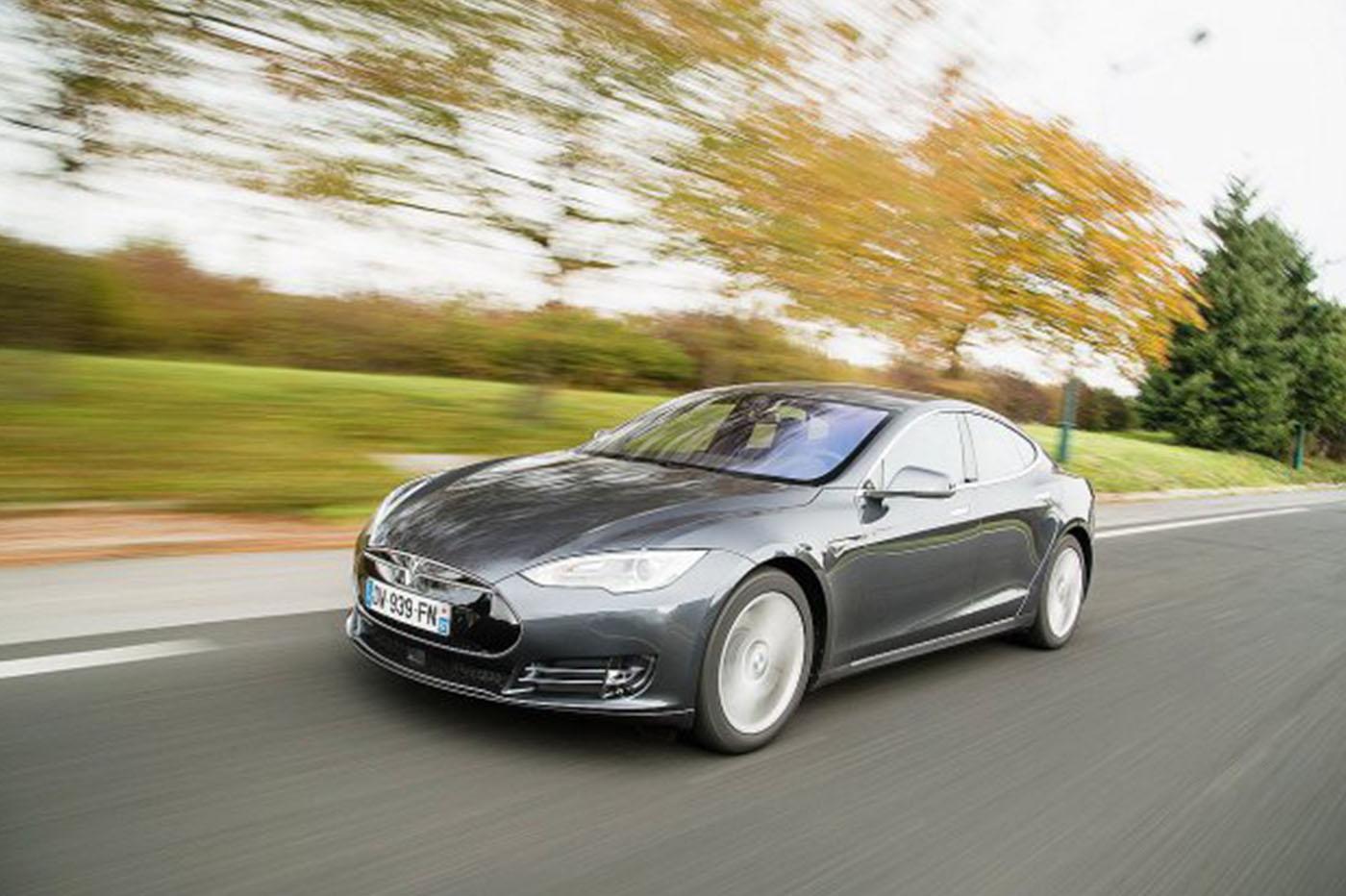 Tesla rapide