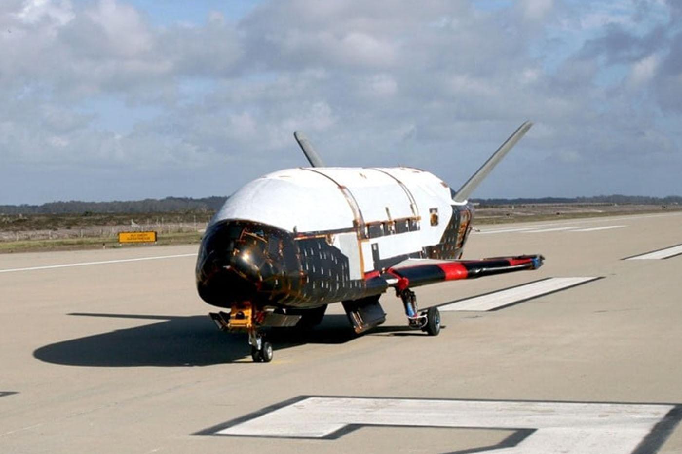 L'avion secret X-37B