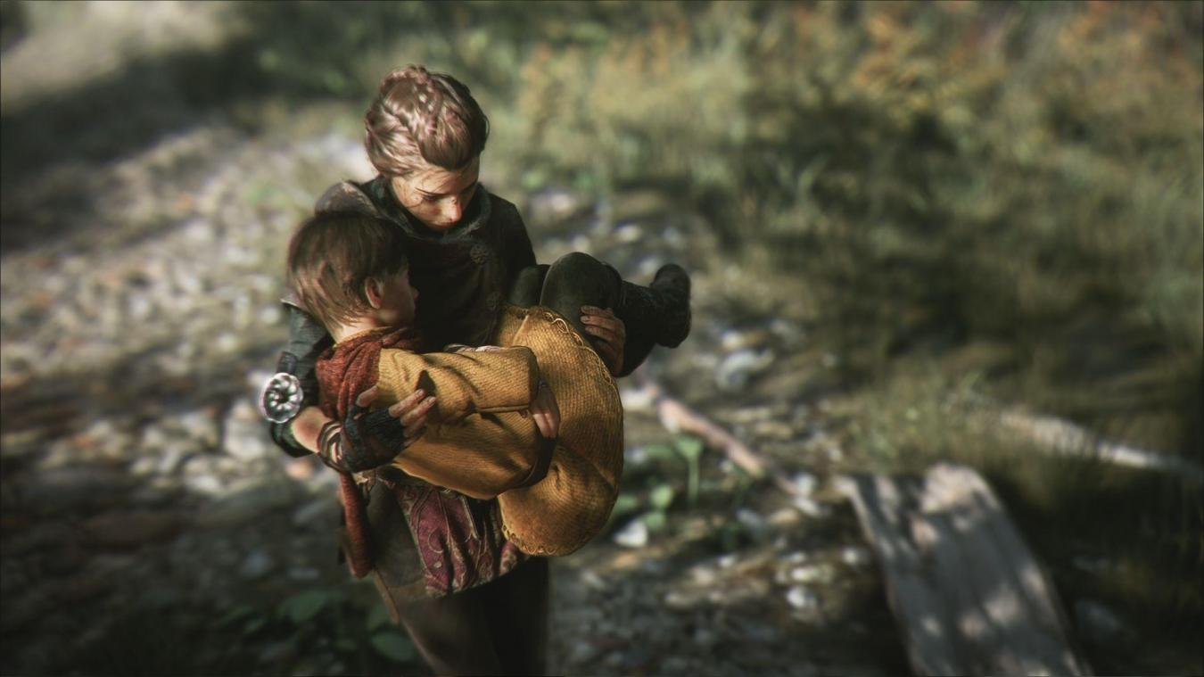 A Plague Tale - Amicia & Hugo