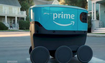 Amazon Scout Livraison