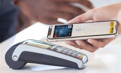 Banque en ligne Apple Pay