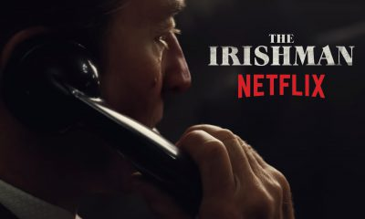 Bande-annonce The Irishman Martin Scorsese Netflix