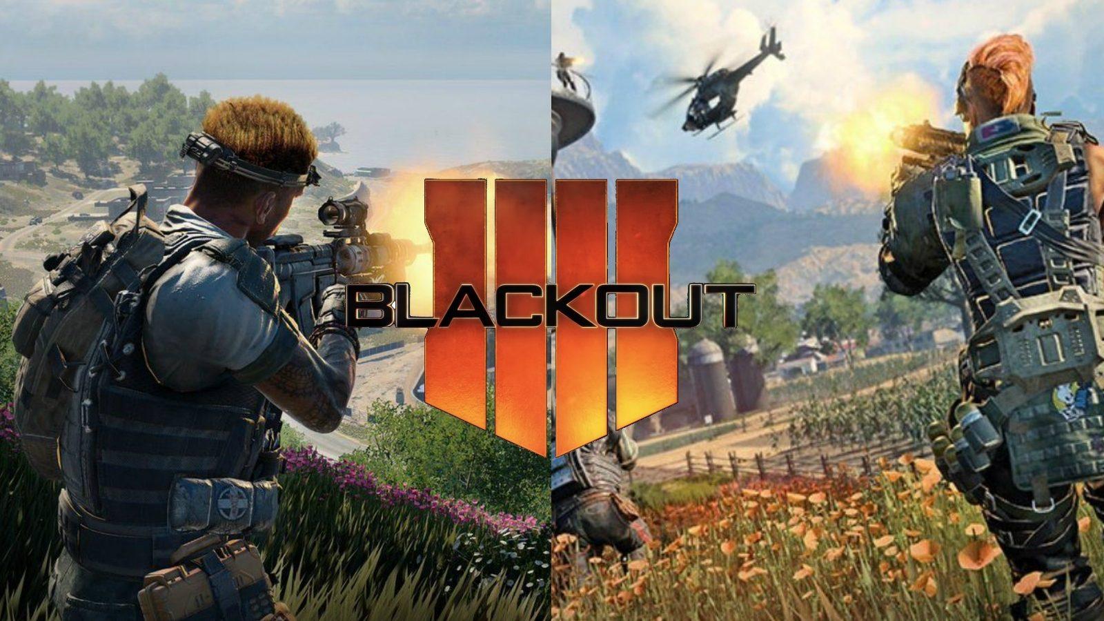 Call of Duty Blackout - Battle Royale