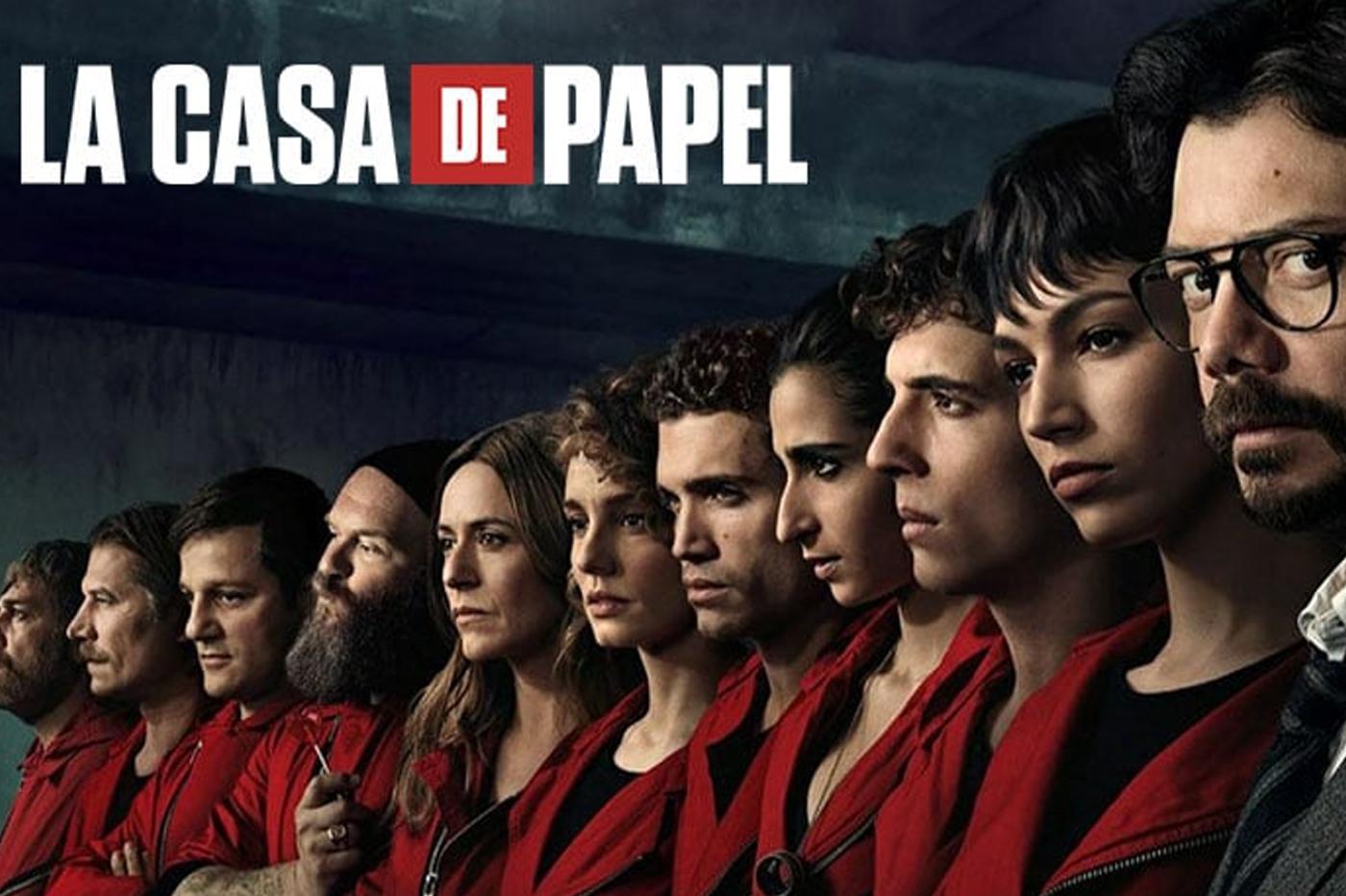 La Casa de Papel sur Netflix : on regarde ou on zappe ?