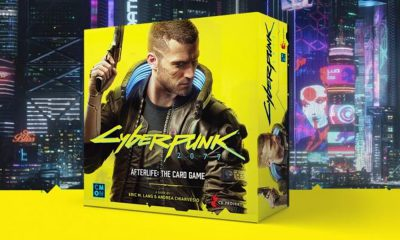 Jeu de cartes CyberPunk 2077 Afterlife