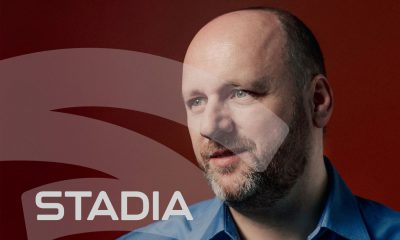 David Cage Quantic Dream Google Stadia