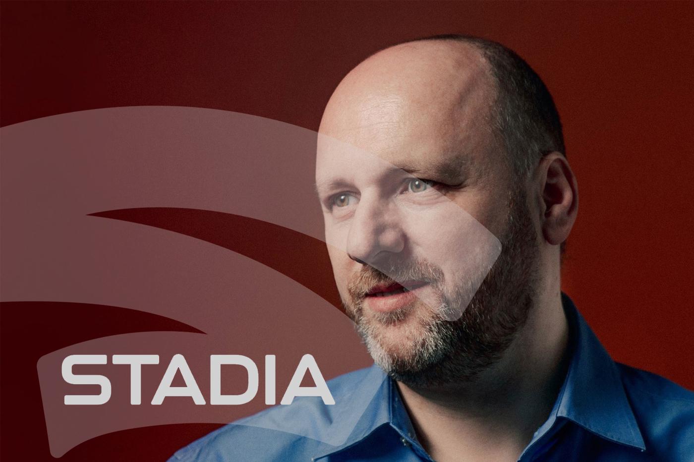 David Cage Quantic Dream Google Stadia