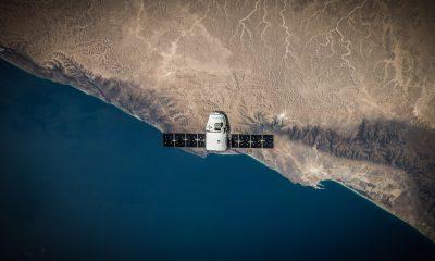 Gateway Earth dechet spatial