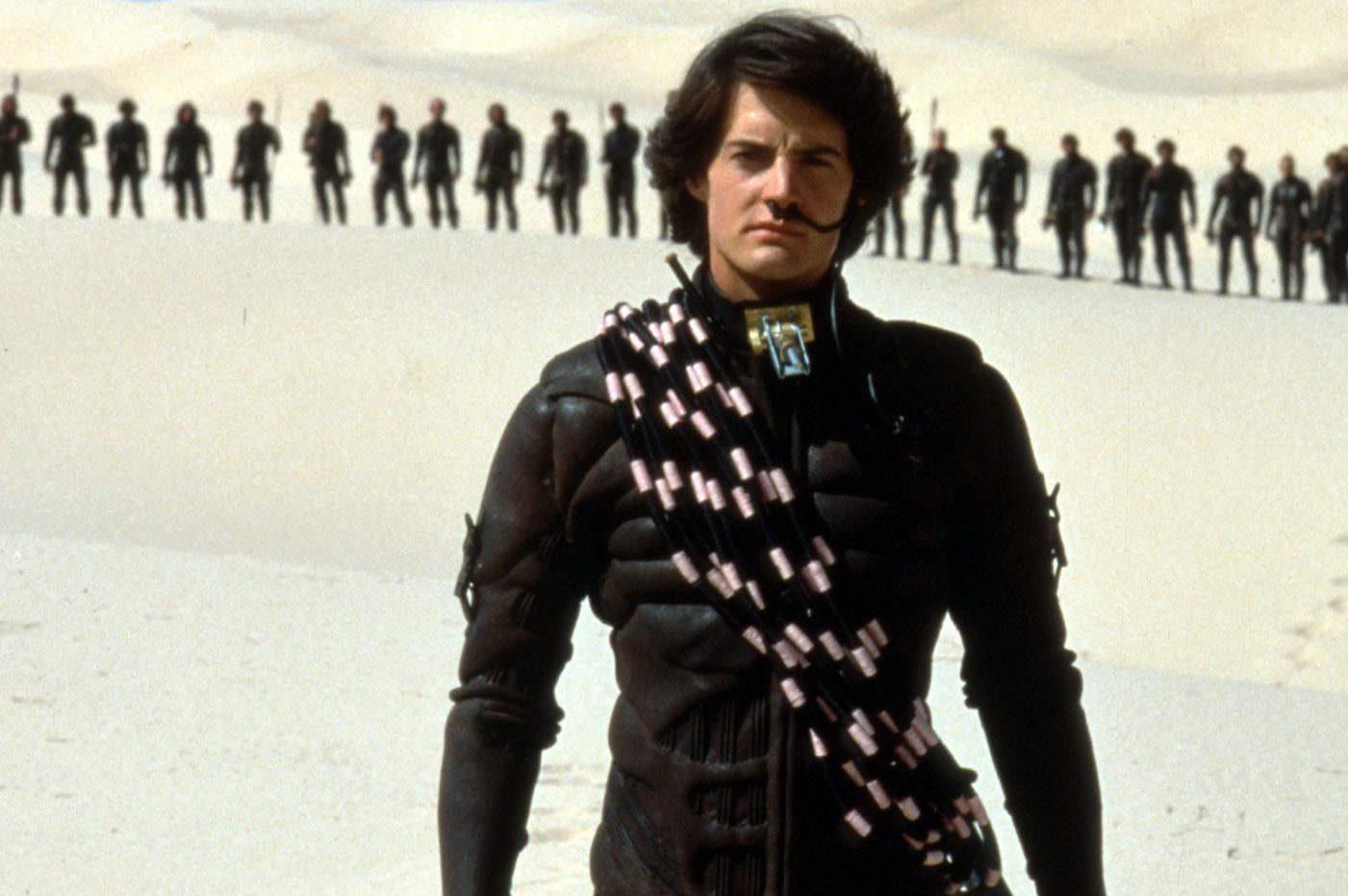Dune de Denis Villeneuve arrivera en décembre 2020