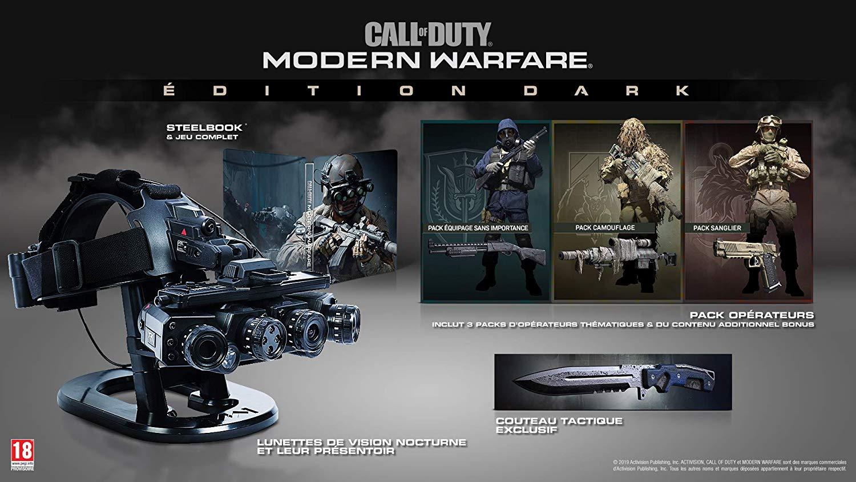 Call of Duty Dark Edition