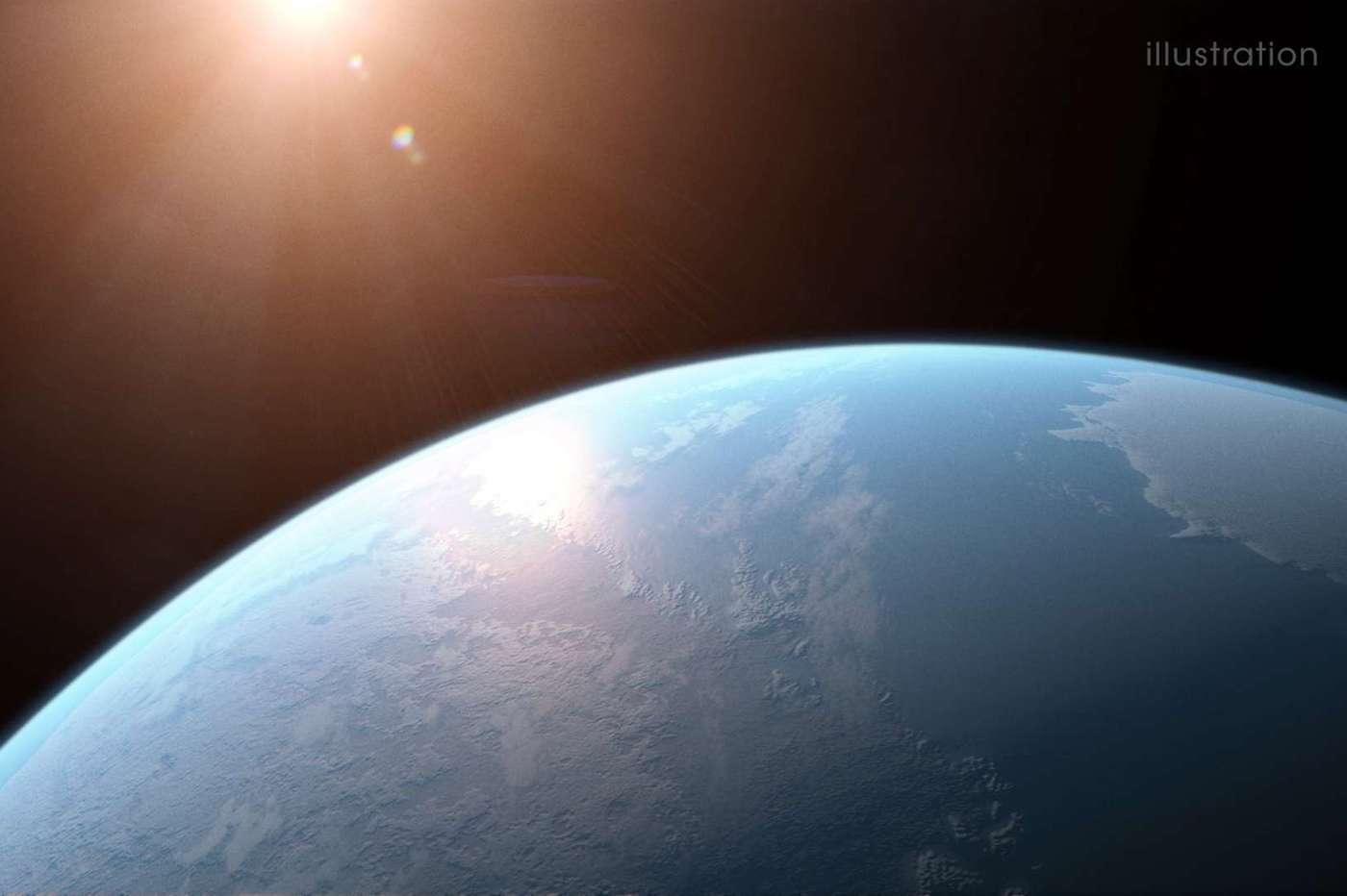 Exoplanete GJ 357d