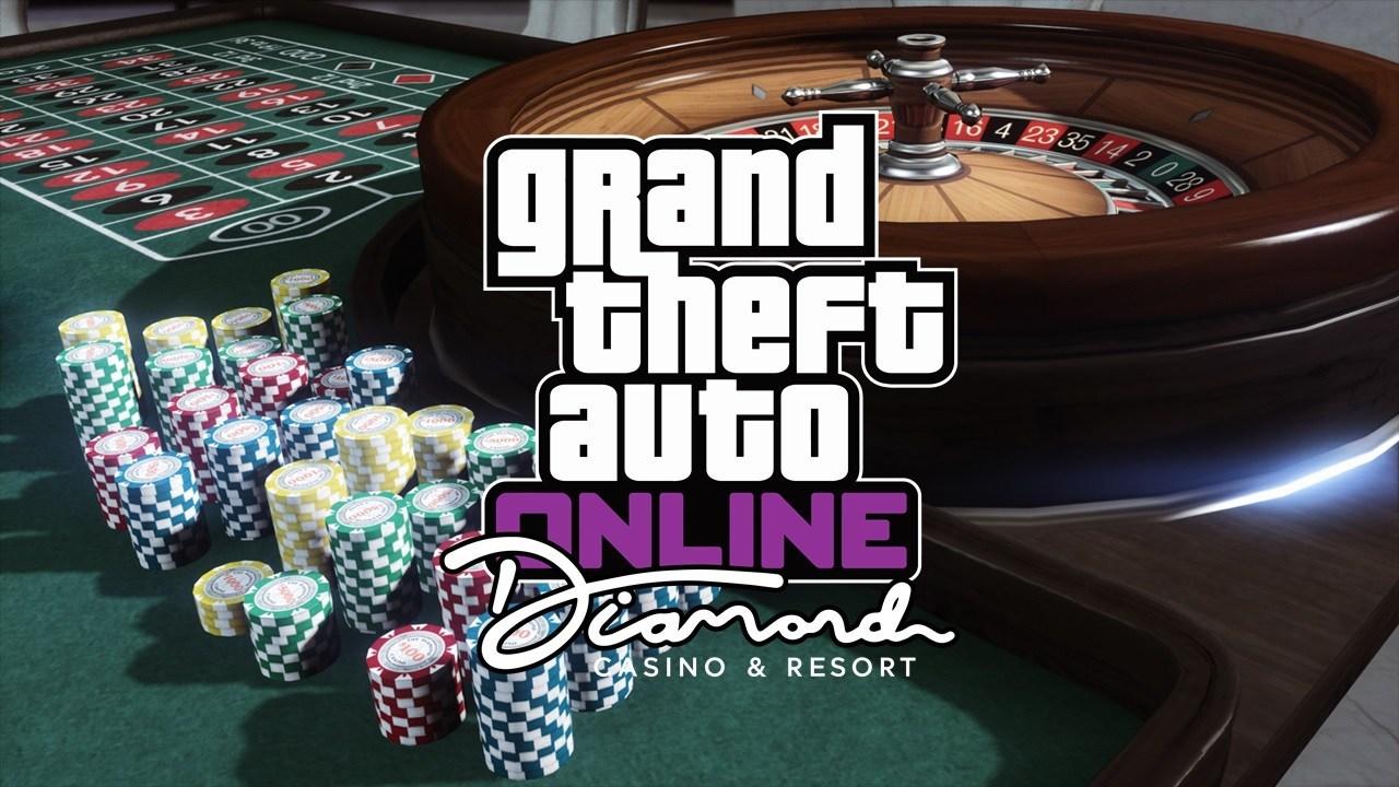 GTA Online Casino & Resort Mise à Jour