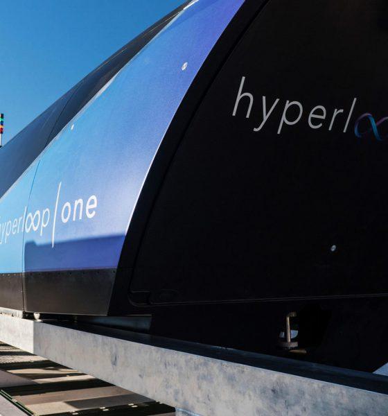 Hyperloop One Inde