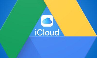 iCloud Google Drive