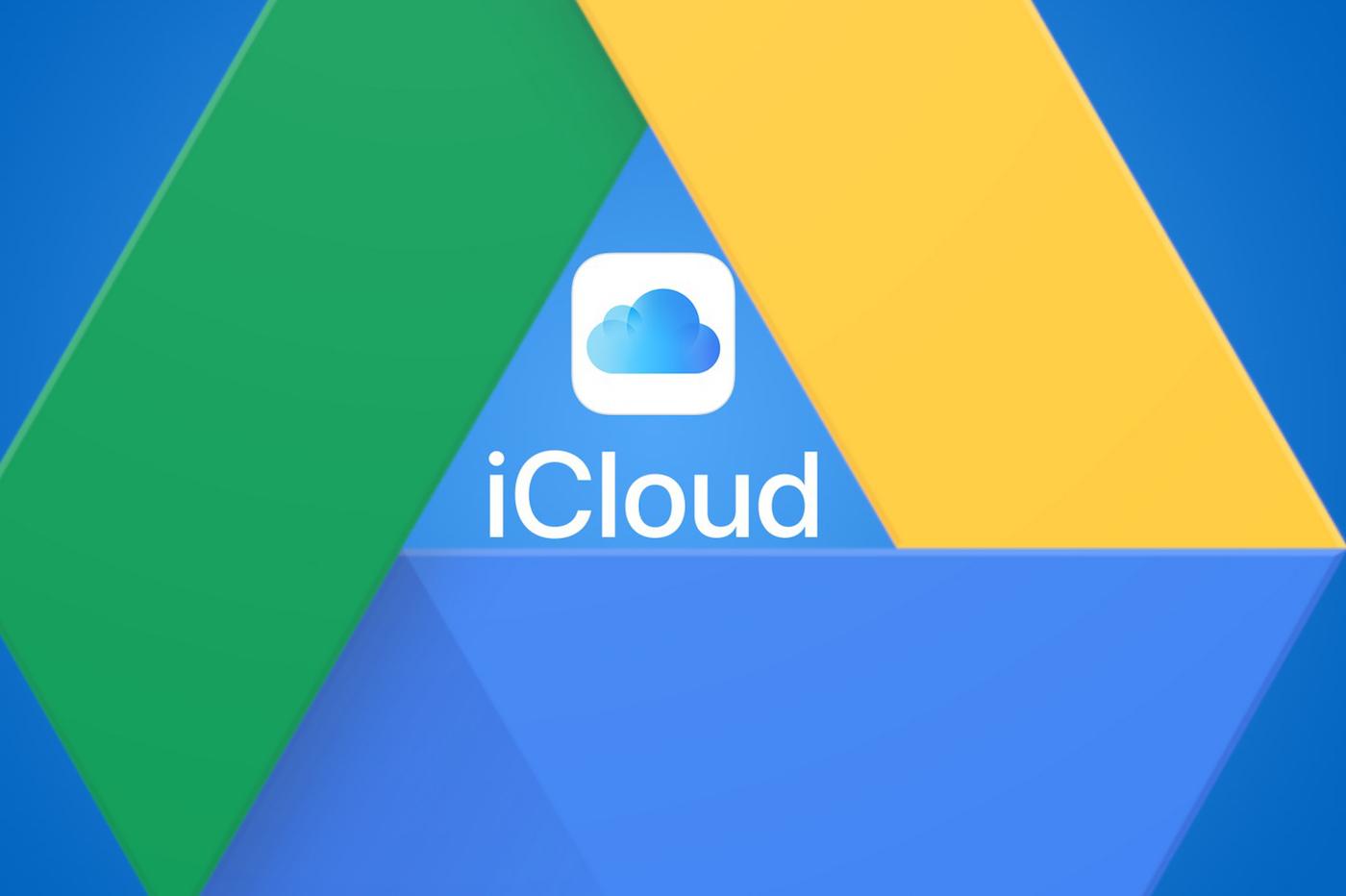 Apple et Google collaborent pour simplifier le transfert entre iCloud et Google Drive