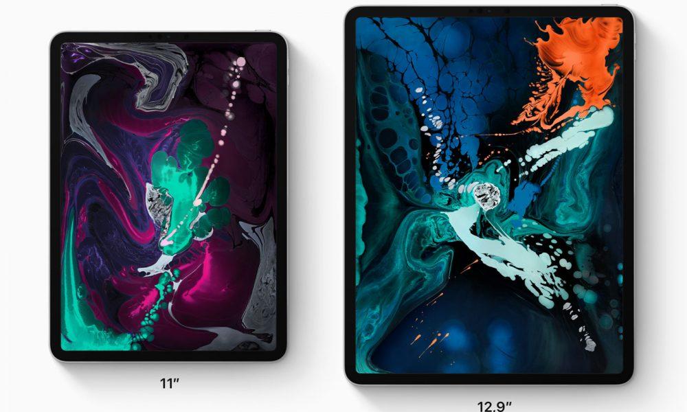 Meilleur prix iPad Pro 2018