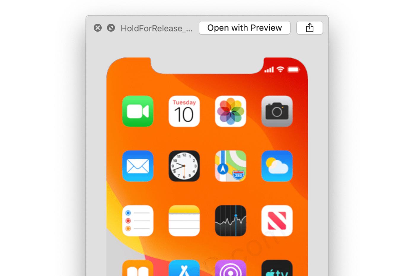 Oups, Apple révèle la date de lancement des iPhone 11