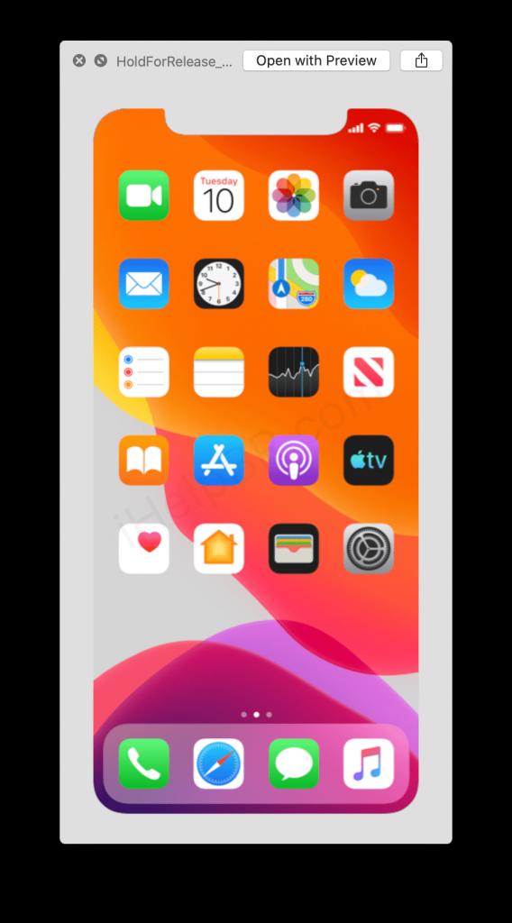 Oups Apple Revele La Date De Lancement Des Iphone 11