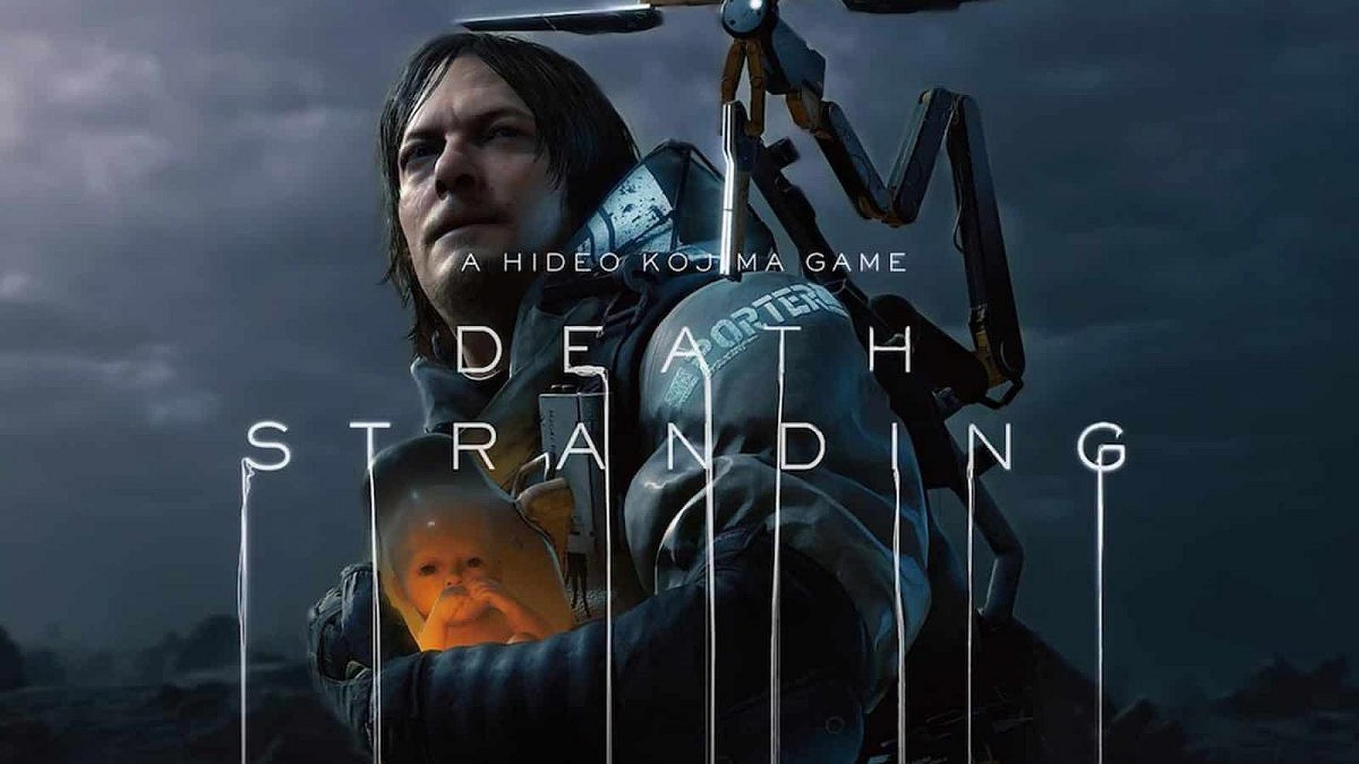 Logo Death Stranding