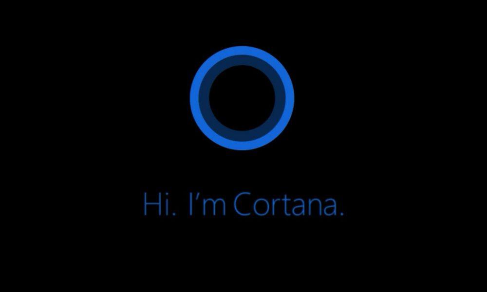 Microsoft Cortana Skype