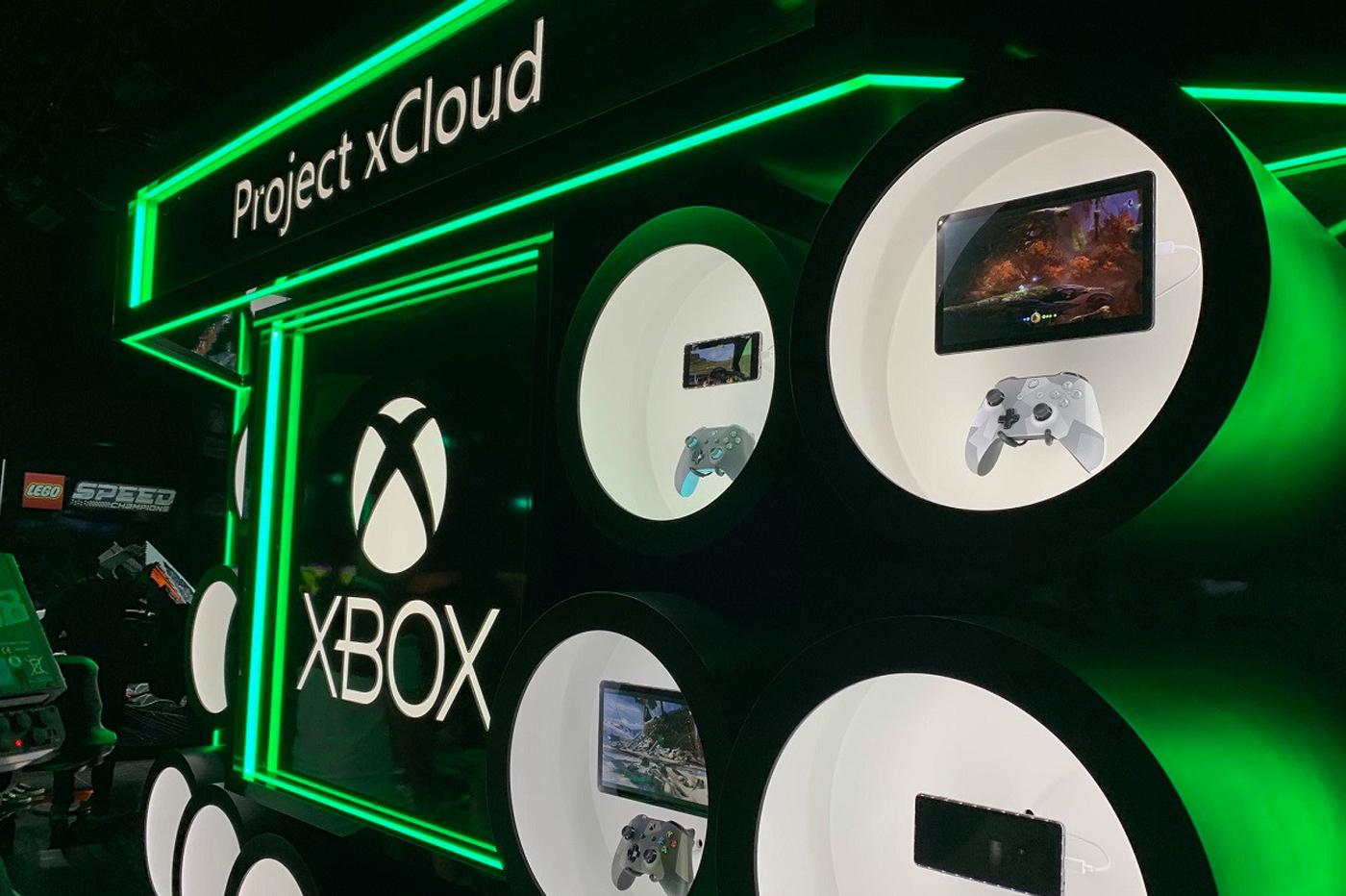 Microsoft Projet XCloud