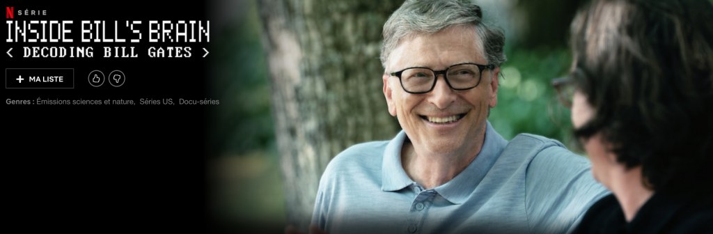 Netflix série Bill Gates