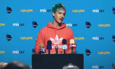 Ninja quitte Twitch pour Mixer