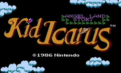 jeu vidéo Nintendo Kid Icarus