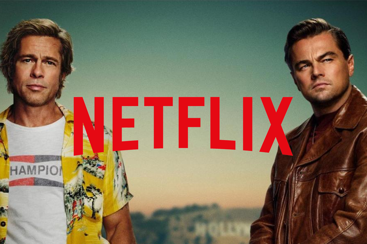 Once Upon a Time in Hollywood série Netflix