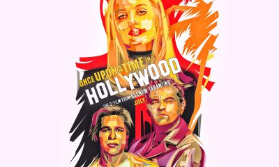 Record Once Upon A Time In Hollywood Quentin Tarantino France