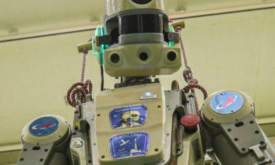 Robot russe Fedor