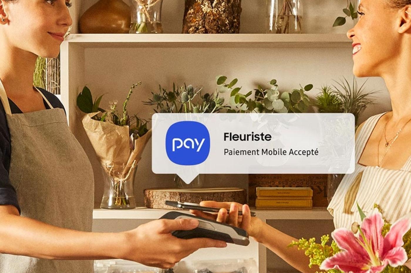 Samsung Pay banque en ligne