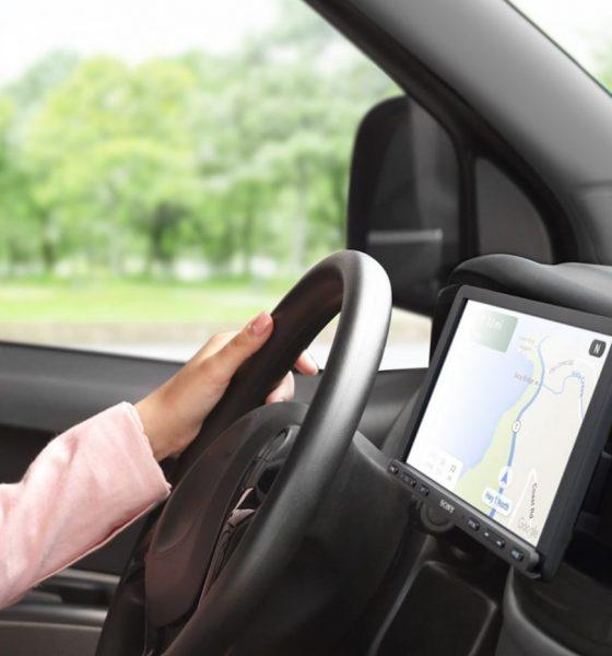 Sony Ecran GPS