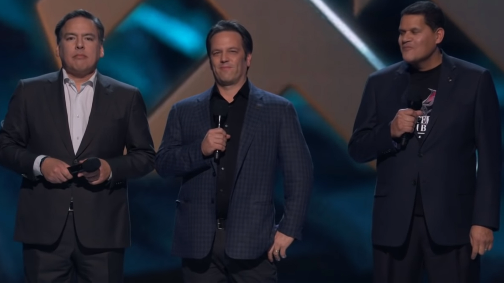 Sony Microsoft et Nintendo Video Games Awards