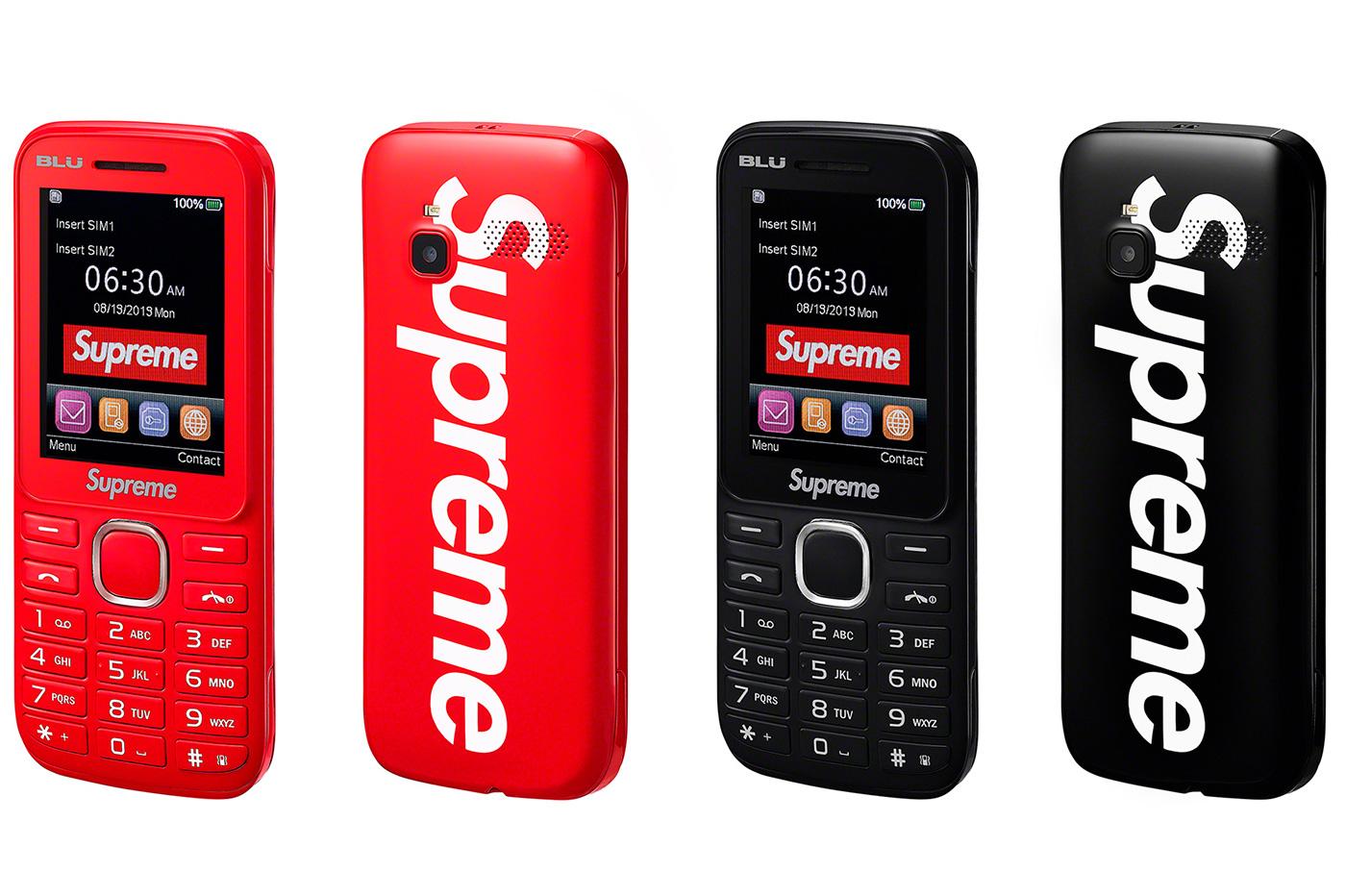 Supreme téléphone