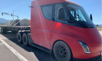 Tesla camion electrique