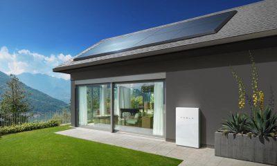 Tesla Energy panneau solaire