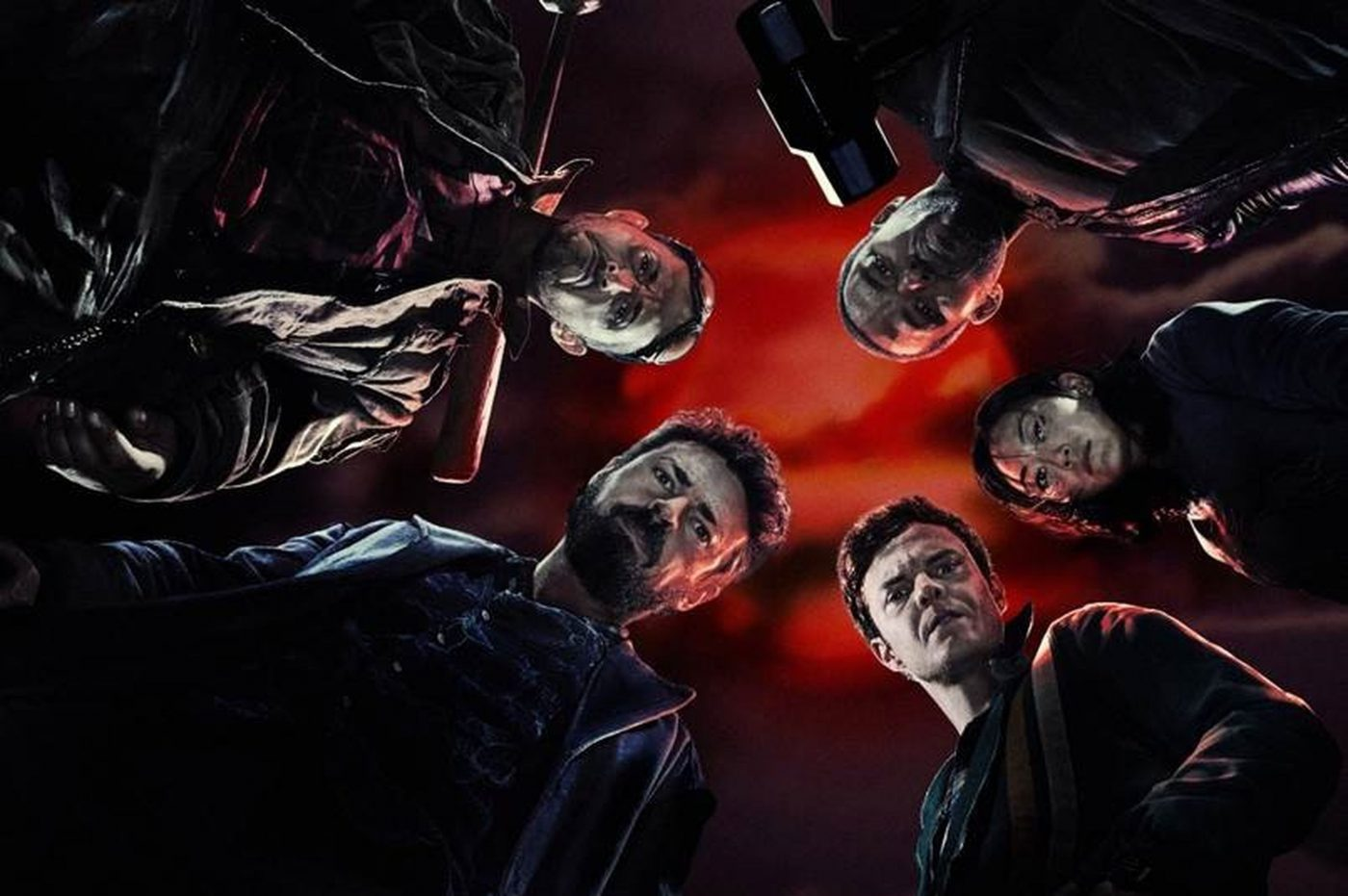 The Boys un vent d'hémoglobine sur le monde des super-héros