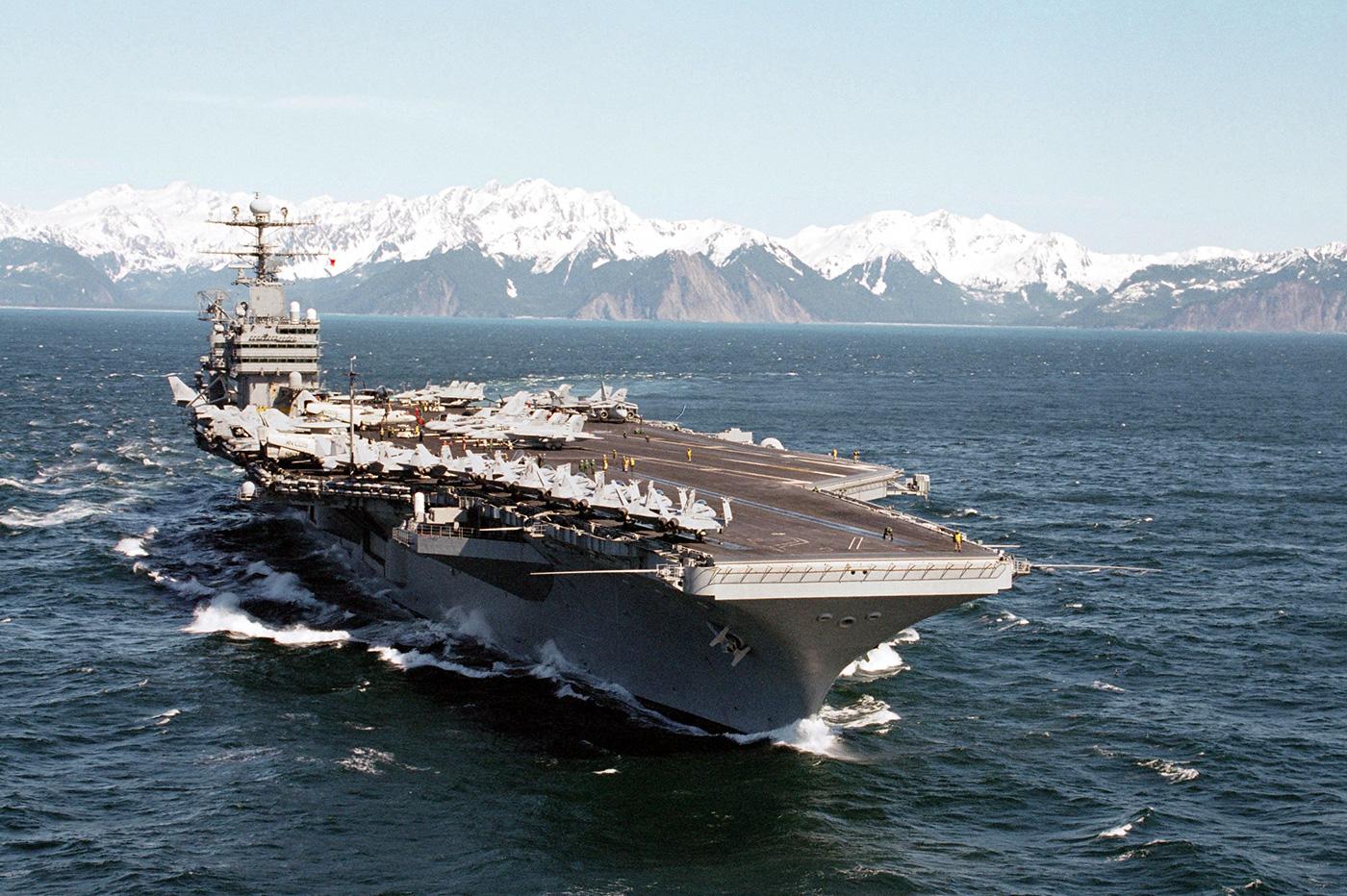 US Navy écrans