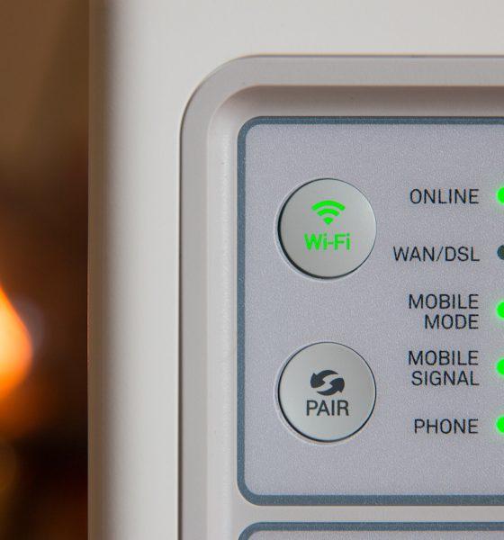 Wifi debit maison